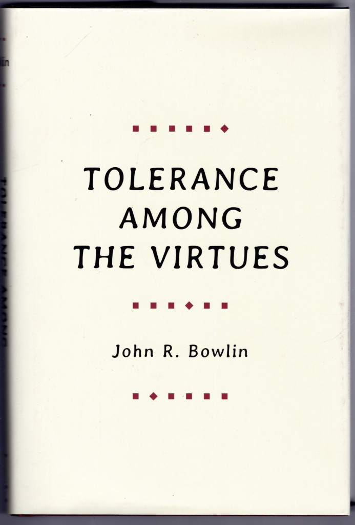 Image 0 of Tolerance Among the Virtues