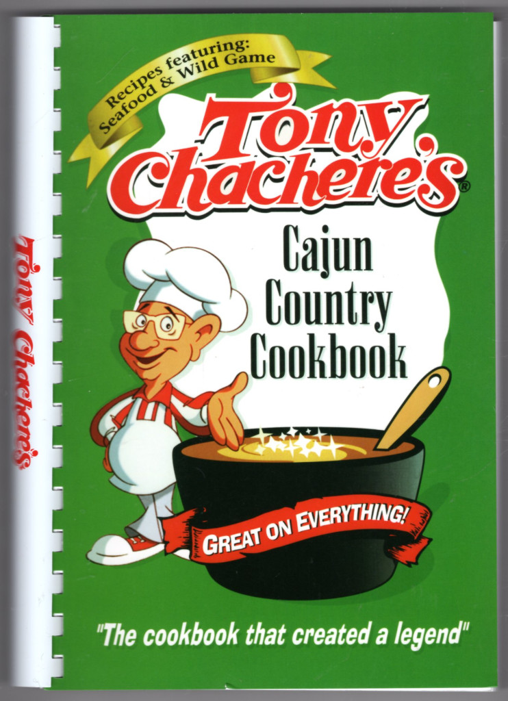 Image 0 of Tony Chachere's Cajun Country Cookbook