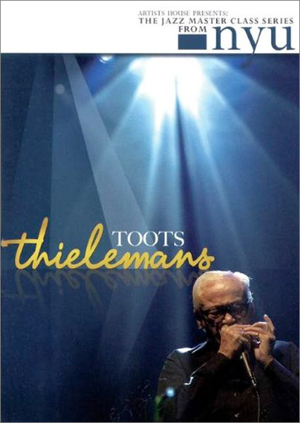Image 0 of Toots Thielemans - The Jazz Master Class Series from NYU (DVD)