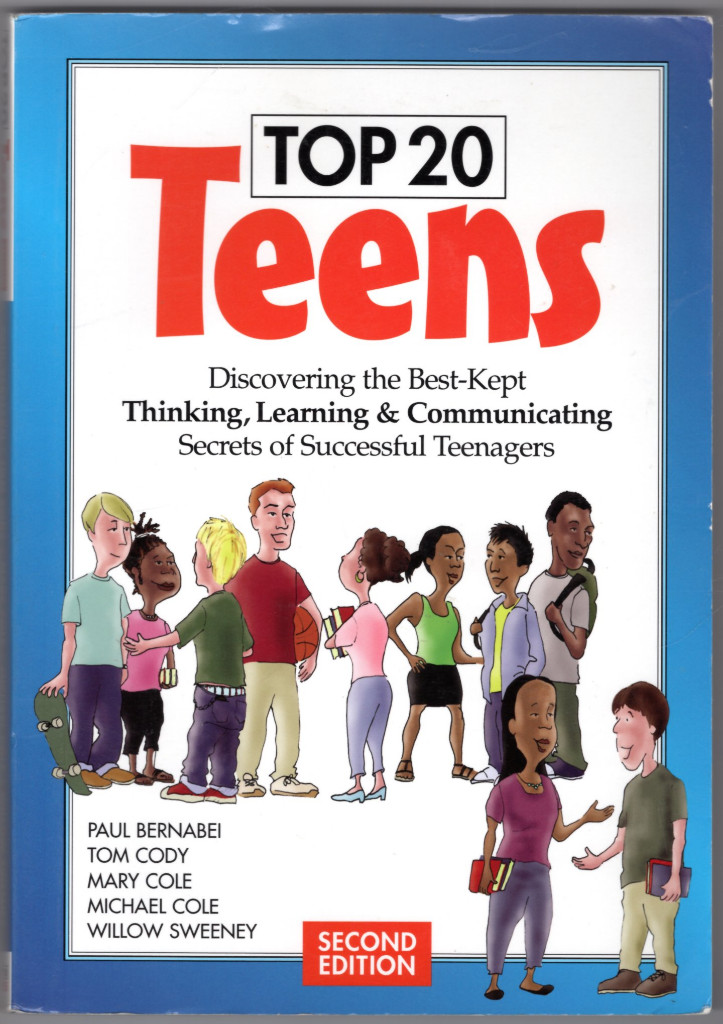 Image 0 of Top 20 Teens: Discovering the Best-Kept Thinking, Learning & Communicating Secre