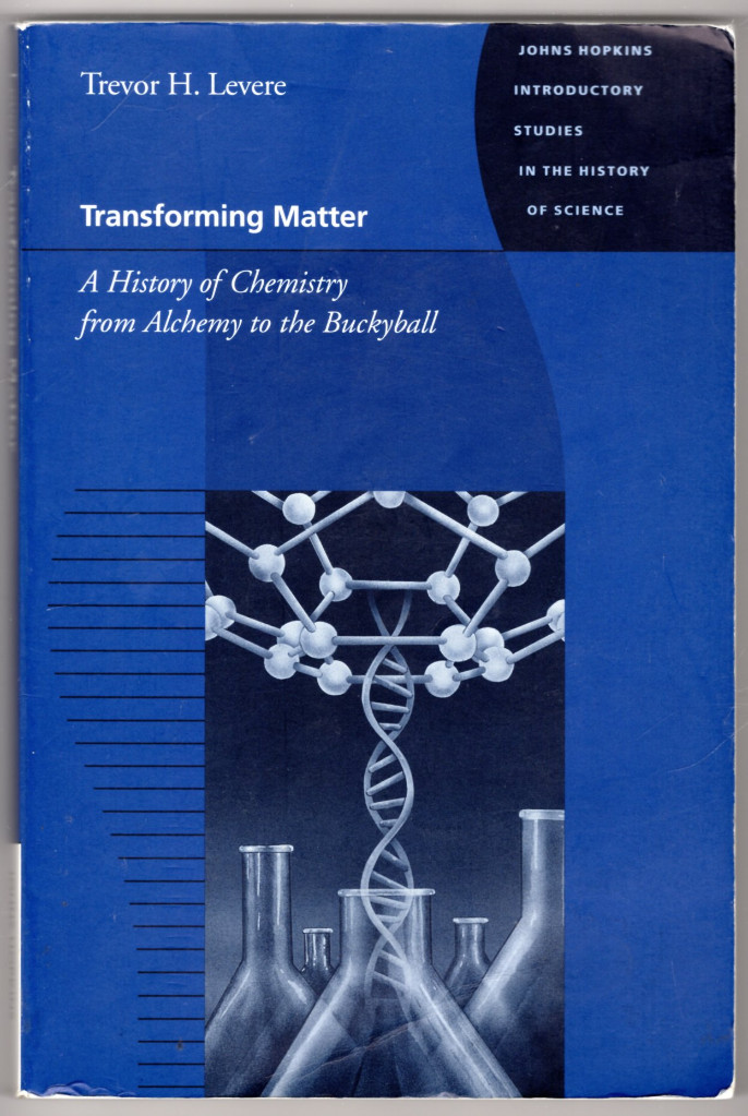 Image 0 of Transforming Matter: A History of Chemistry from Alchemy to the Buckyball (Johns
