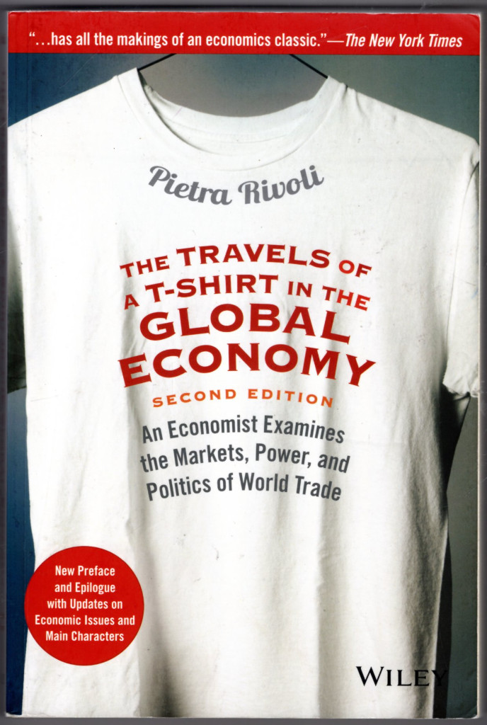 Image 0 of The Travels of a T-Shirt in the Global Economy: An Economist Examines the Market