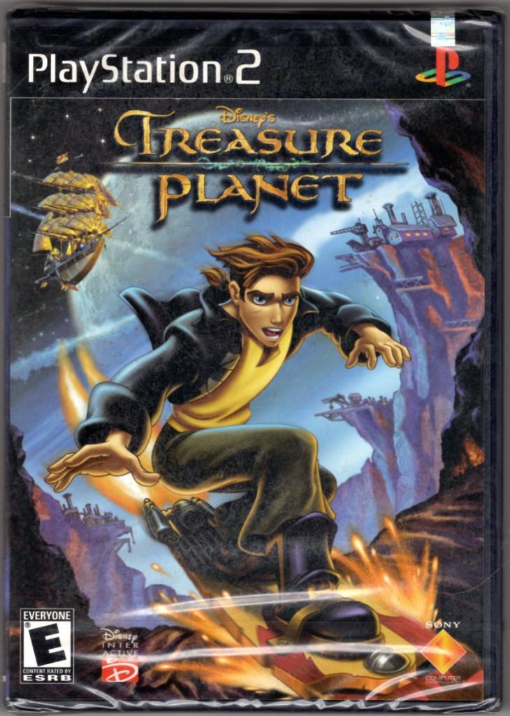 Image 0 of Disney's Treasure Planet
