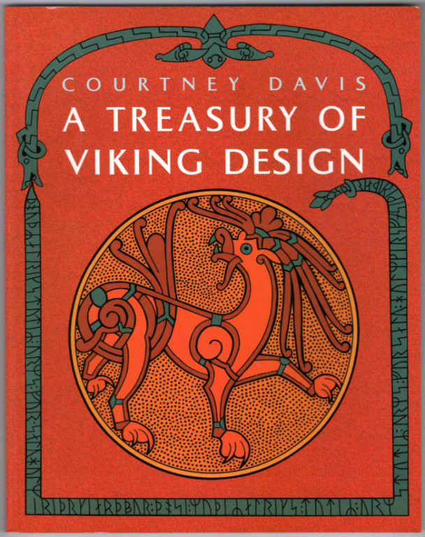 Image 0 of A Treasury of Viking Design