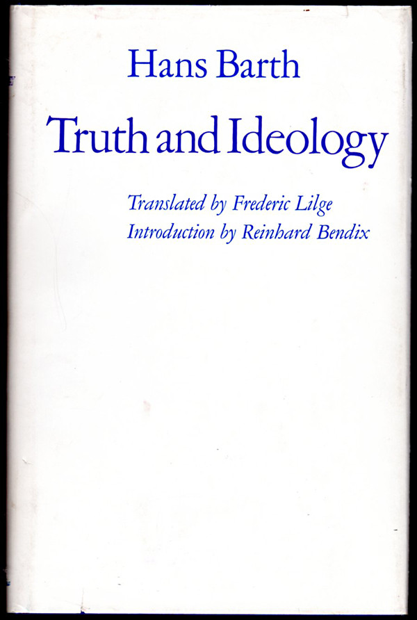 Image 0 of Truth and Ideology