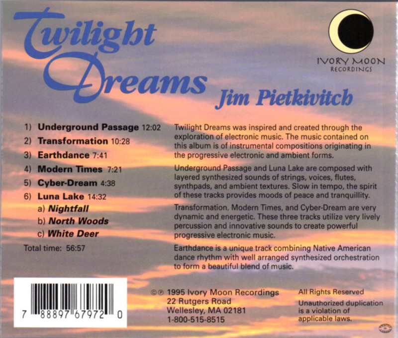 Image 1 of Twilight Dreams