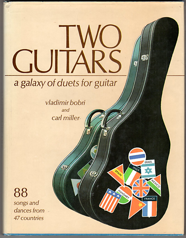 Image 0 of Two Guitars: A Galaxy of Duets for Guitar