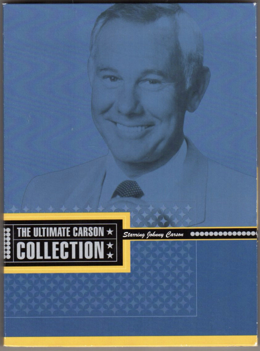 Image 0 of The Ultimate Carson Collection Starring Johnny Carson (The Best of 60s & 70s / T