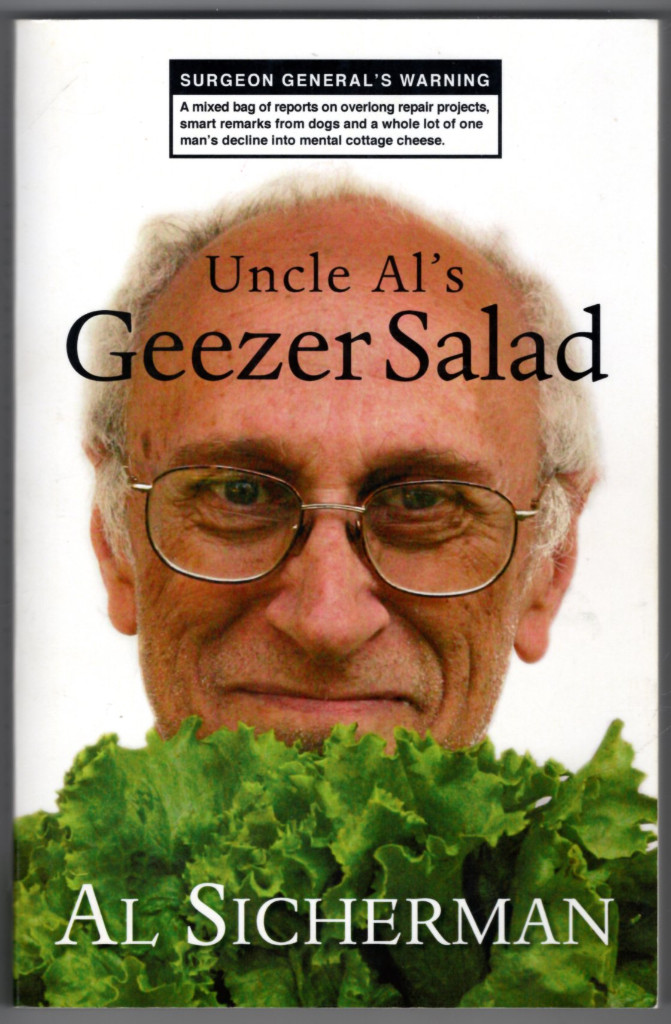 Image 0 of Uncle Al's Geezer Salad: A mixed bag of reports on overlong repair projects, sma