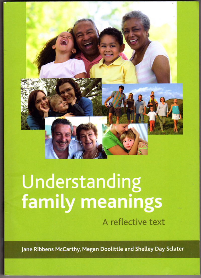 Image 0 of Understanding Family Meanings: A Reflective Text
