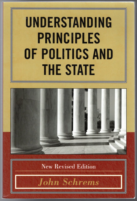 Image 0 of Understanding Principles of Politics and the State