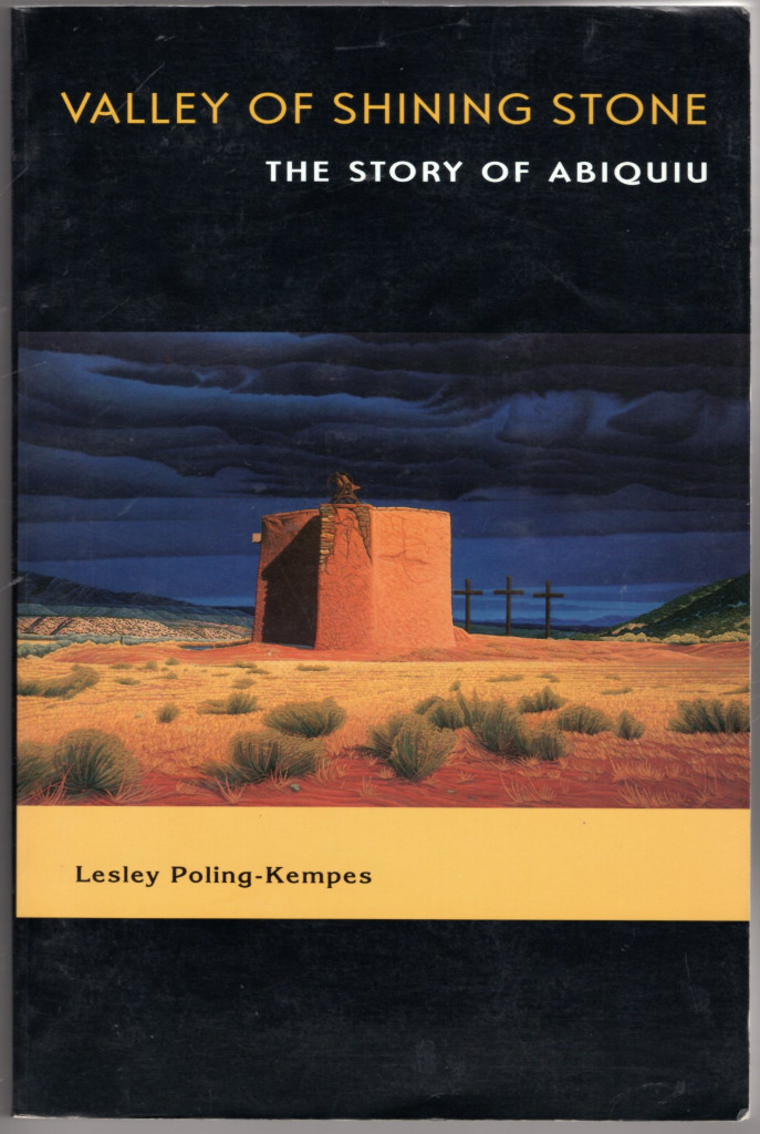 Image 0 of Valley of Shining Stone: The Story of Abiquiu