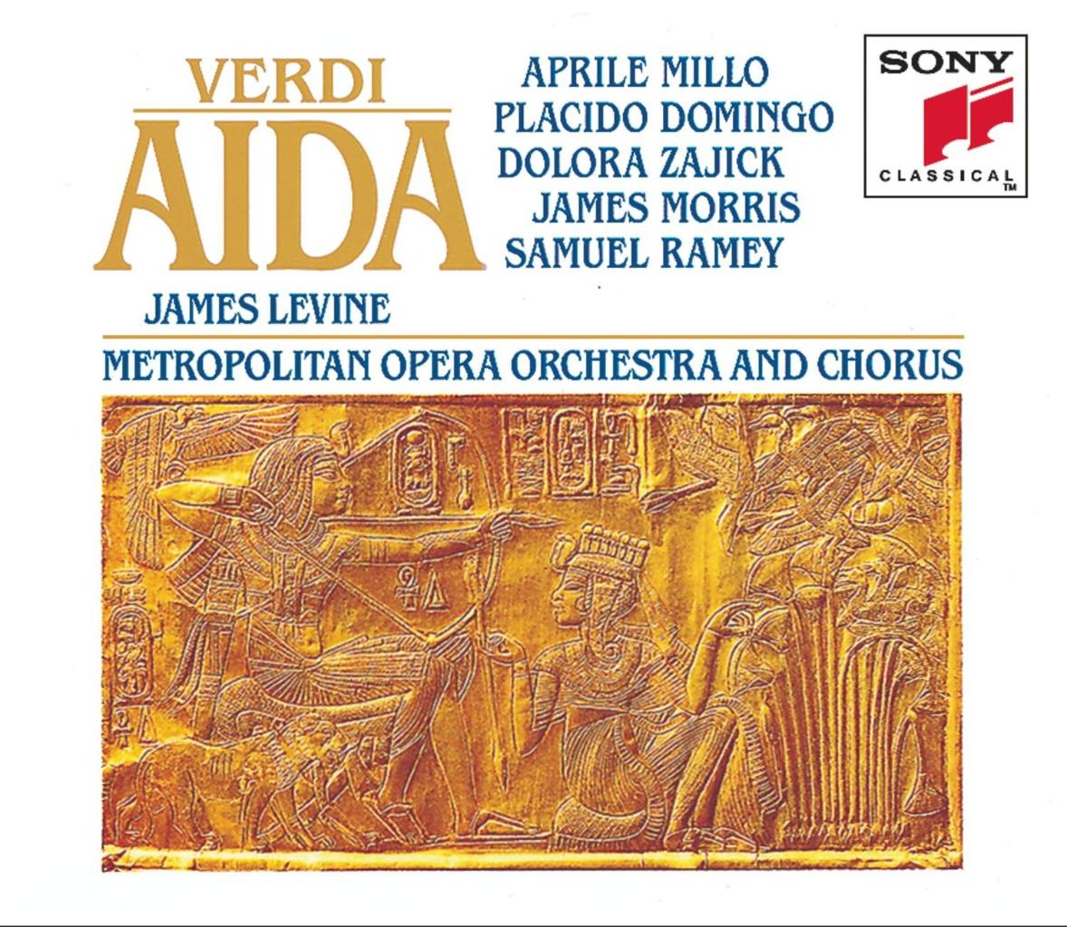 Image 0 of Verdi: Aida / Millo, Domingo, Zajick, Morris, Ramey; Levine