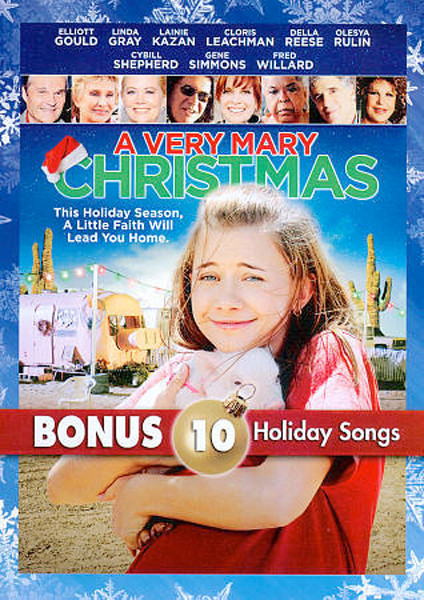 Image 0 of A Very Mary Christmas with Bonus MP3s for Christmas