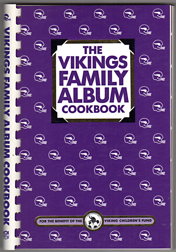 Image 0 of The Vikings Family Album Cookbook