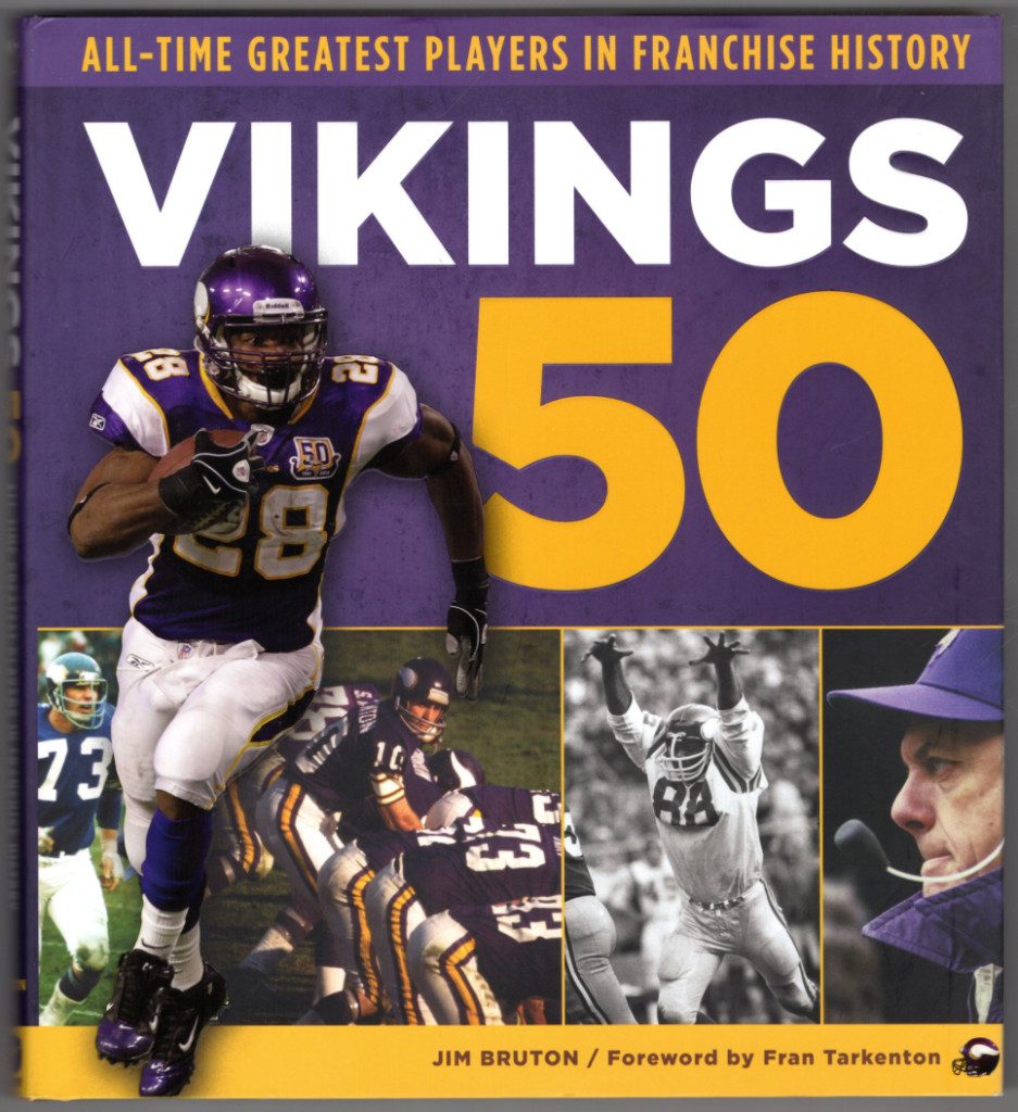 Image 0 of Vikings 50: All-Time Greatest Players in Franchise History
