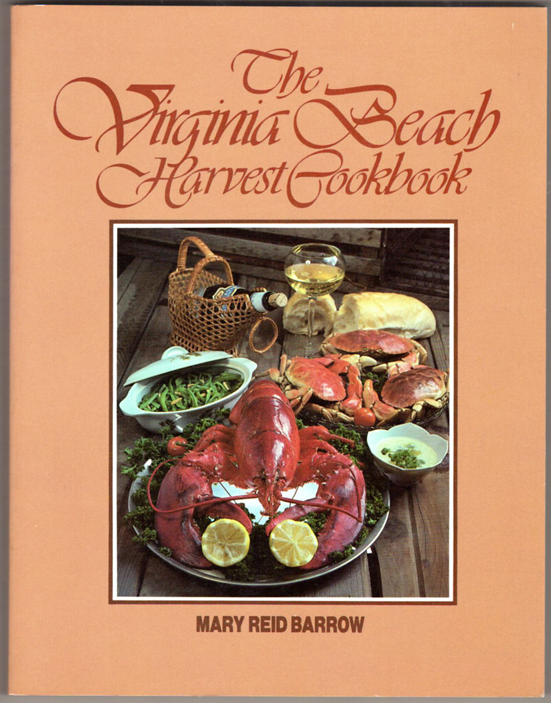 Image 0 of The Virginia Beach Harvest Cookbook