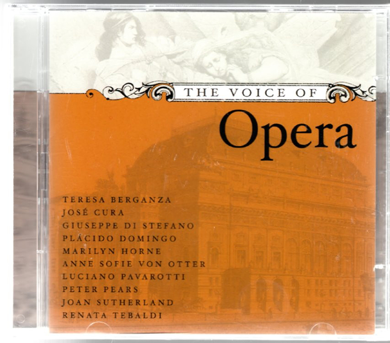 Image 0 of Voice of Opera