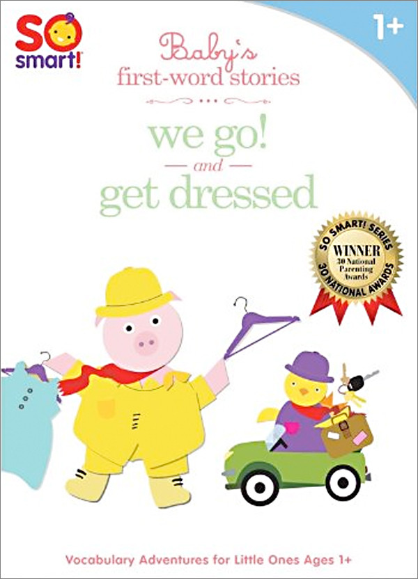 Image 0 of Baby's First Word Stories: Vol. 2 We Go and Get Dressed