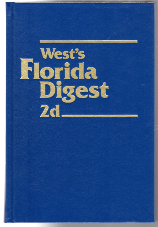 Image 0 of West's Florida Digest 2d - Husband and Wife - Infants - 64 Volume 19