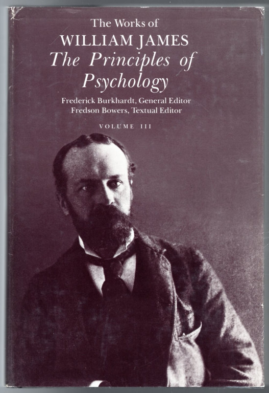 Image 0 of The Principles of Psychology, Vol. 3: Notes, Appendixes, Apparatus, General Inde