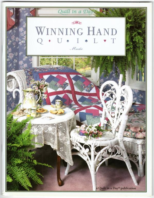 Image 0 of Winning Hand Quilt