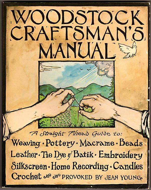 Image 0 of Woodstock Craftsman's Manual