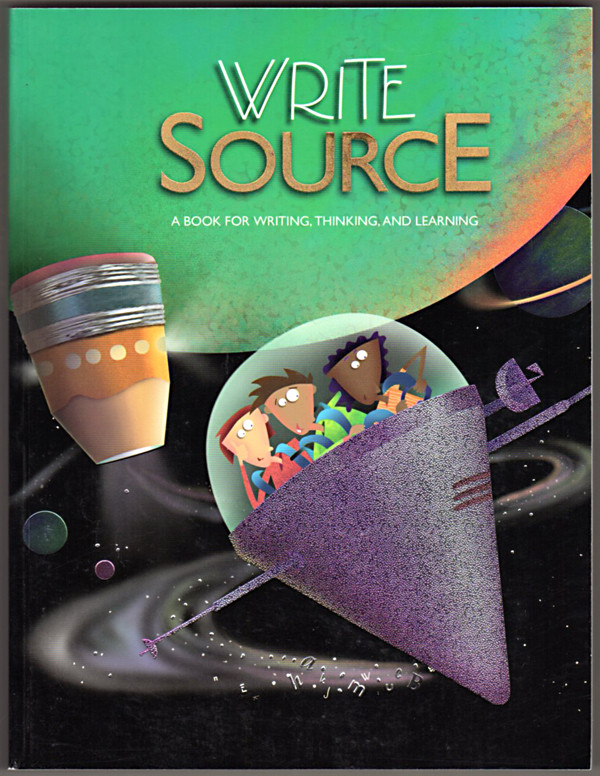 Image 0 of Write Source: Student Book Softcover Grade 6 2004