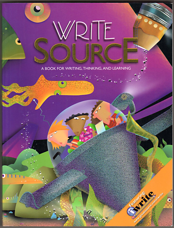 Image 0 of Write Source: Student Edition Softcover Grade 7 2009