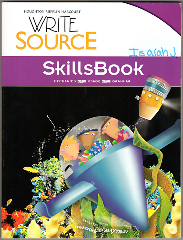 Image 0 of Write Source: SkillsBook Student Edition Grade 7
