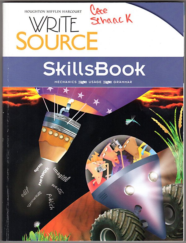 Image 0 of Write Source: SkillsBook Student Edition Grade 8