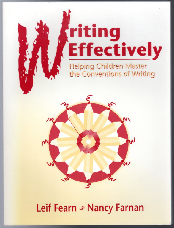 Image 0 of Writing Effectively: Helping Students Master the Conventions of Writing