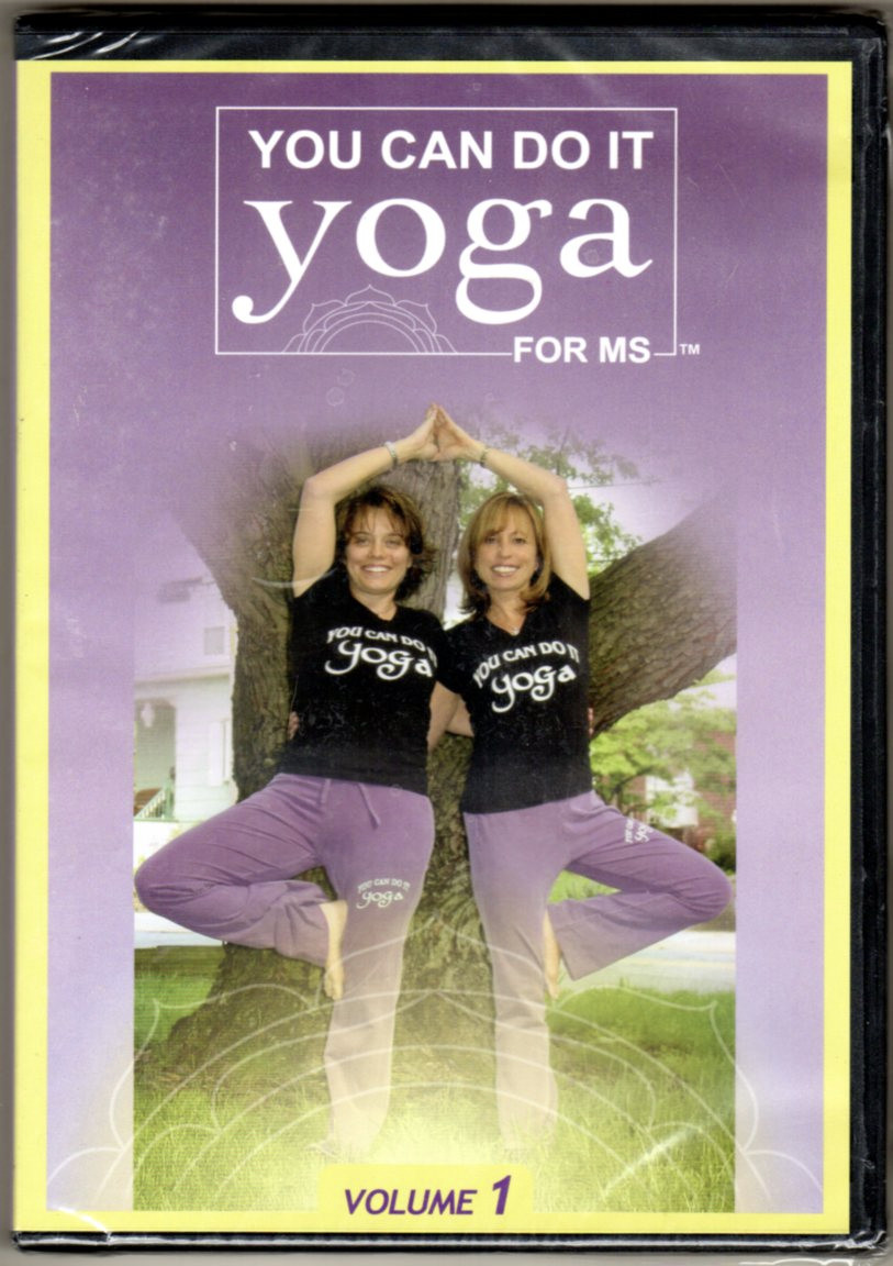 Image 0 of You Can Do It Yoga for MS