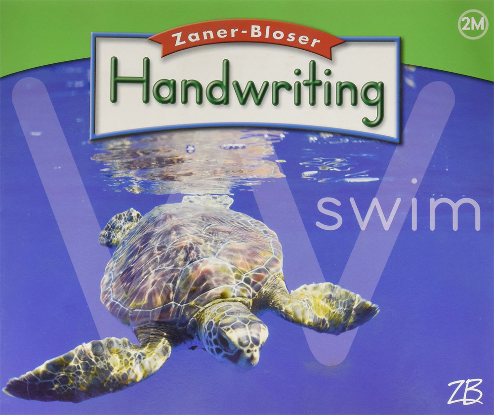 Image 0 of Zaner-Bloser Handwriting Level 2M