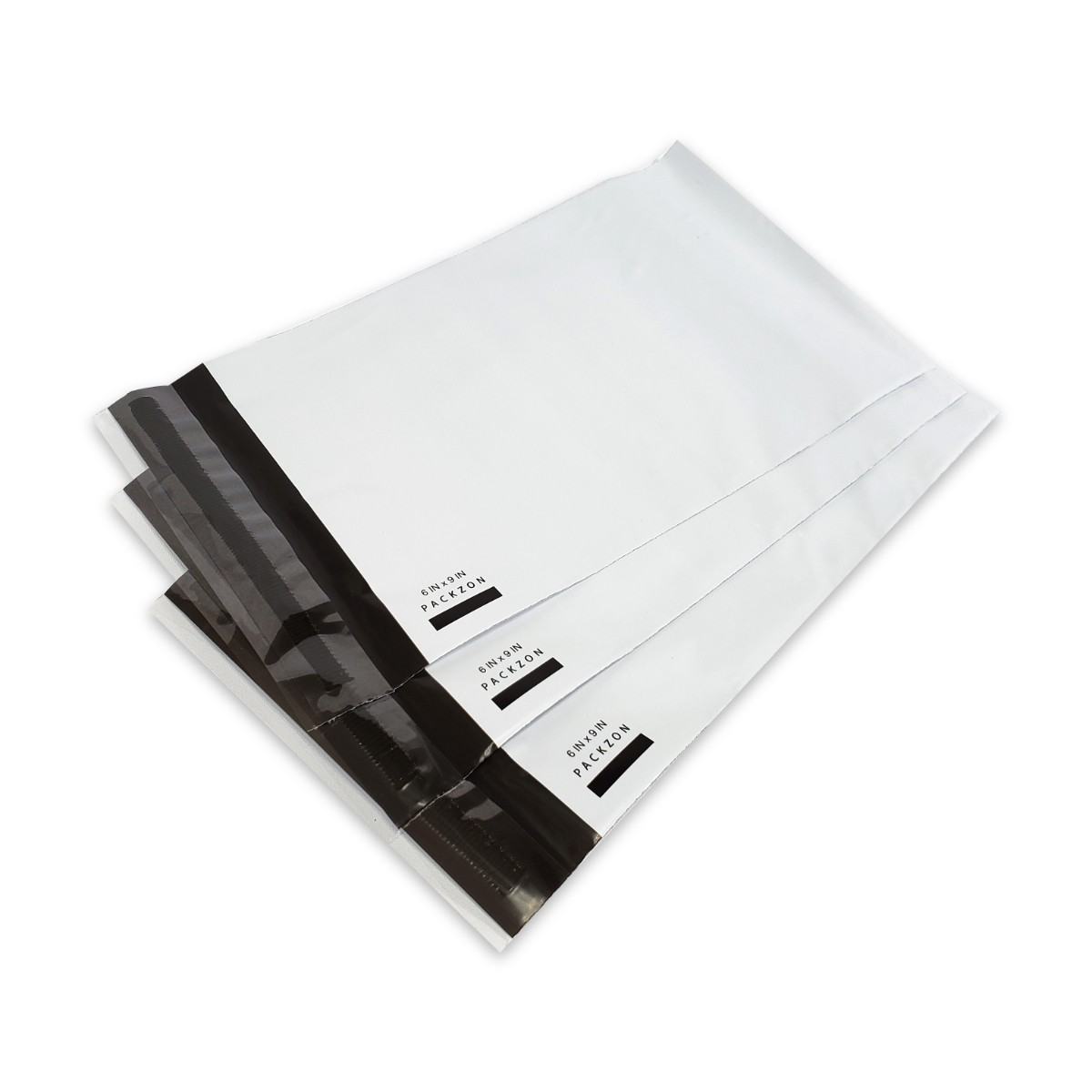 6x9 200 Privacy Shield 2.5 Mil Bags Poly Mailers Envelopes Self Seal 100 /% Best