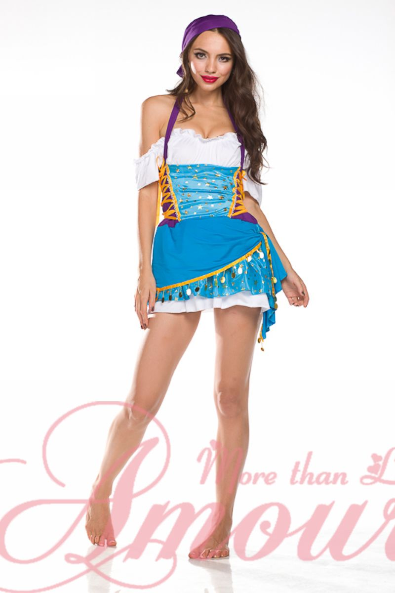 dating a gypsy girl costumes