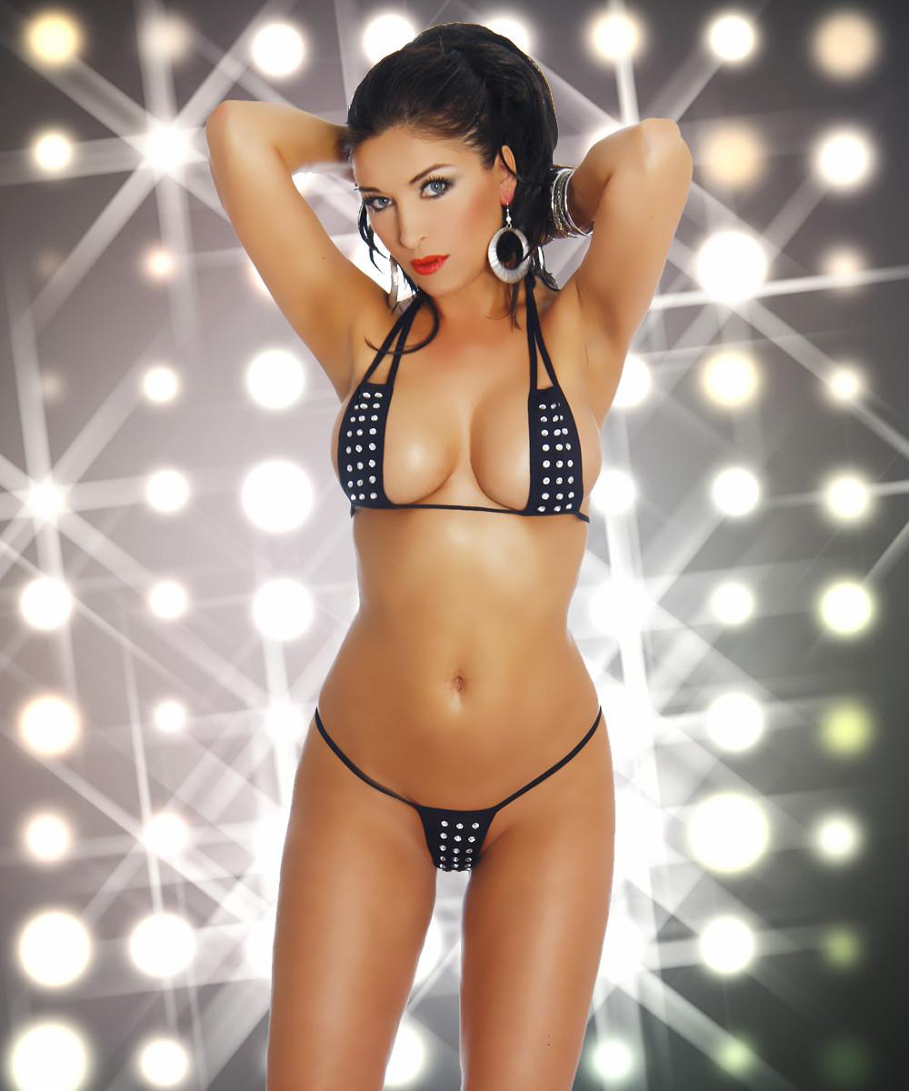 Most popular female stripper sorry, that