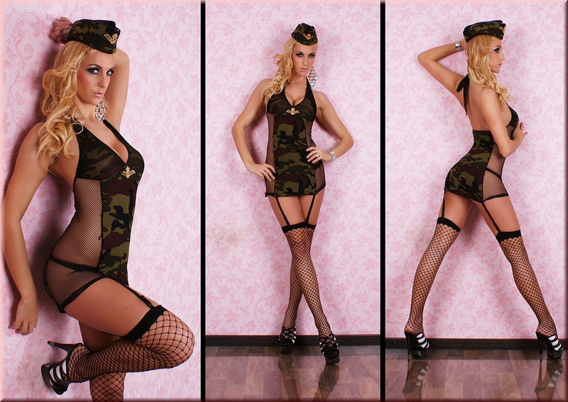 Lingerie Army 27