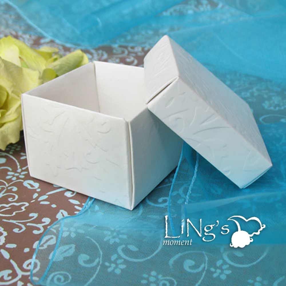 120 Pieces Gift Favor Boxes Wedding Baby Shower Party