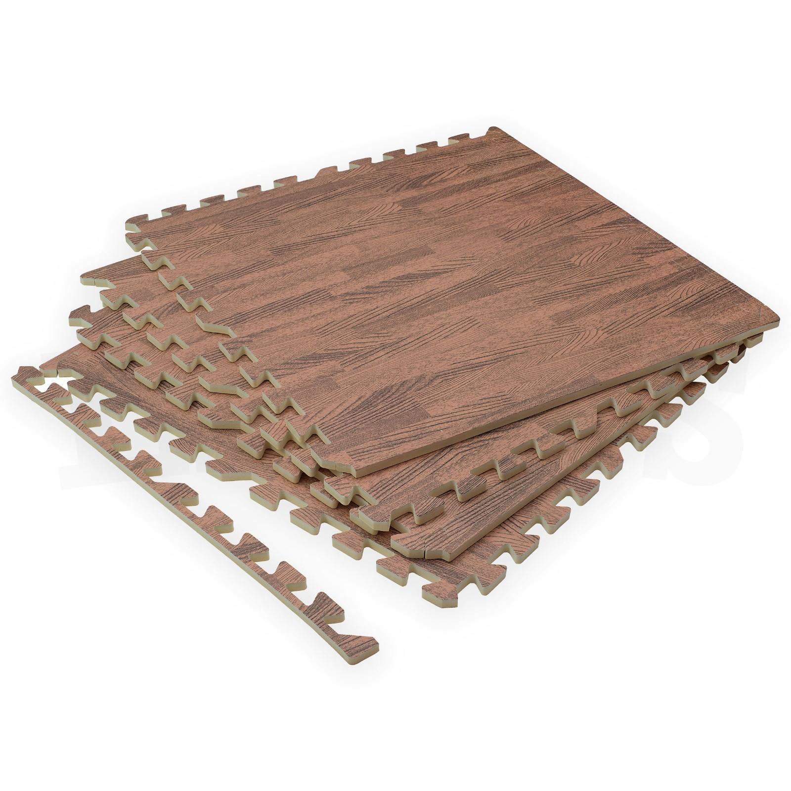 12 mm ad incastro eva mats Home Gym Pavimento Kids Roulotte Piastrelle 60x60cm