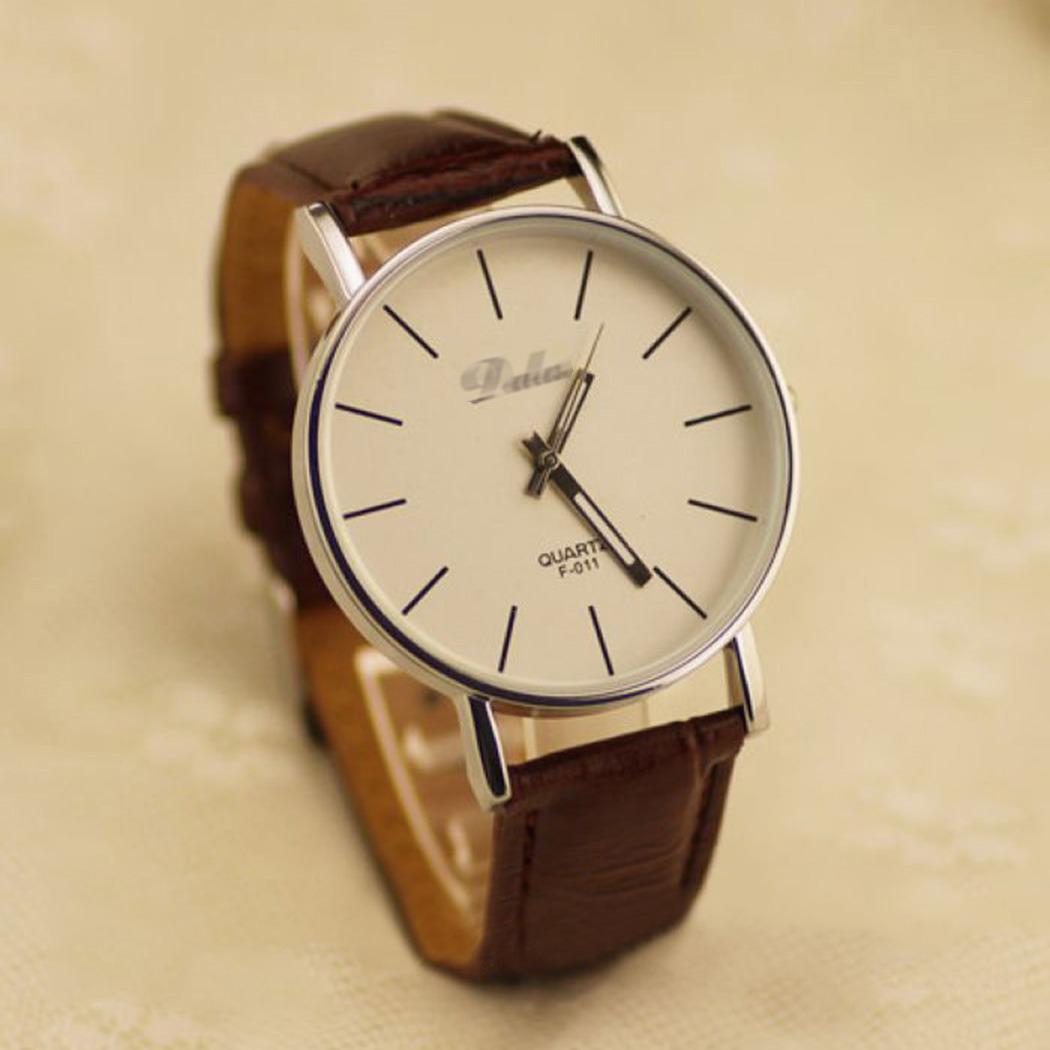 Célèbre homme vintage bracelet cuir BW18