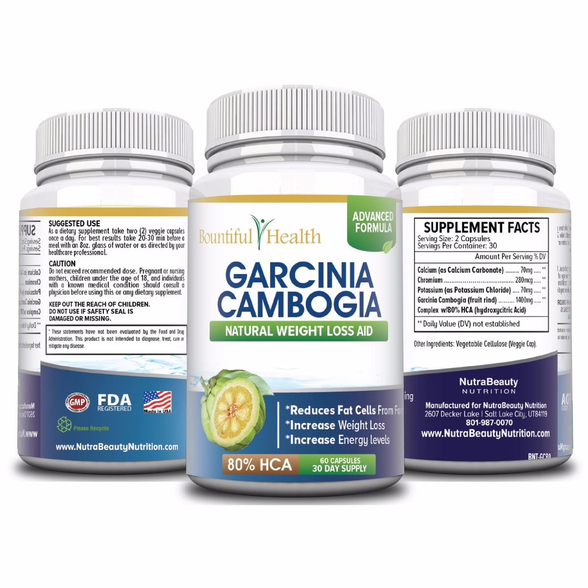 Phendora Garcinia Cambogia Bewertung