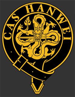 Логотип компании Cas Hanwei.
