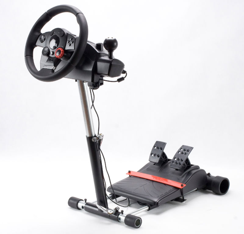 Racing Steering Wheel Stand 4 Logitech Driving Force EX