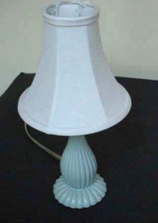 Pottery Barn Kids Jacqueline Blue Small 13 Quot Table Lamp