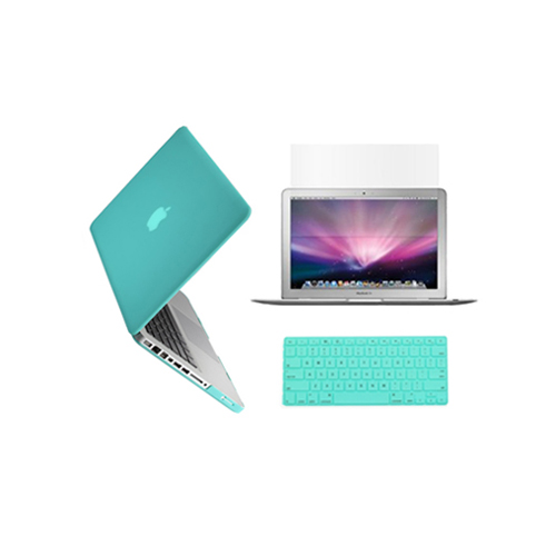 """Retina display Key Cover+LCD 3in1 PINK Crystal Case for Macbook Pro 15/"""" A1398"""