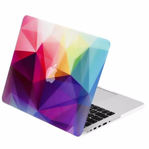"Matte Chevron PURPLE Case+Keyboard Cover+LCD+Bag Mac Pro13/"" Retina A1425//A1502"