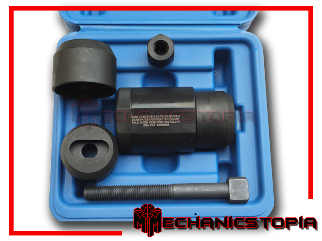 Rear Axle Ball Joint Bushing Removal Tool Kit For BMW E52 E53 E60 E61 E64 E65