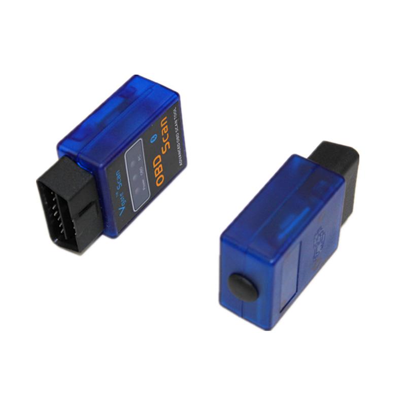 Power 2 Obdii Elm327 V15a Bluetooth Car Code Dianostic Scanner