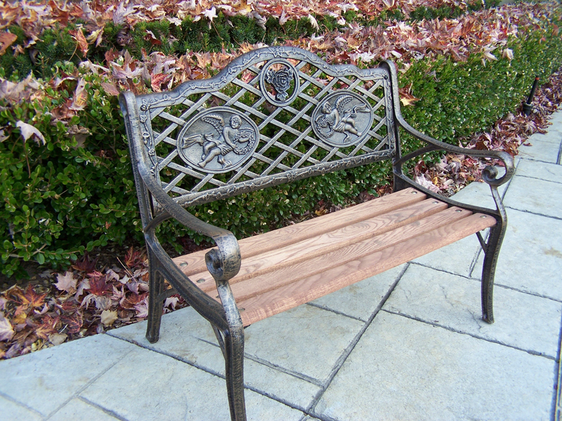 Children S Park Bench 27 Quot Wide Kiddy Bench Angels